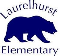 Laurelhurst logo bear